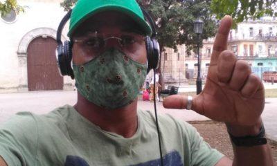 Detienen al rapero Maykel Osorbo para impedir que proteste en el Capitolio