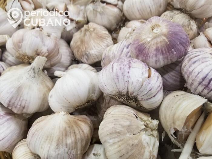 El ajo está más barato en Milán que en Sierra Maestra donde crece de forma natural
