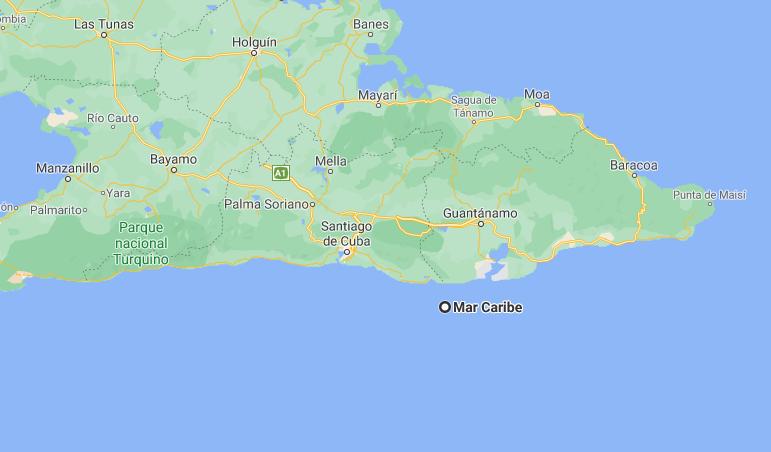 El oriente de Cuba registra el primer sismo perceptible del año