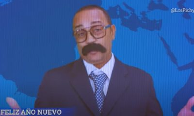 El oscuro mensaje de Serrano en el Noticiero de la Televisión Cubana