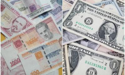 El precio del dólar en Revolico promedia los 50 CUP