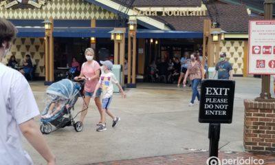 Jornada mortal en la Florida Fallecen 205 personas por Covid-19