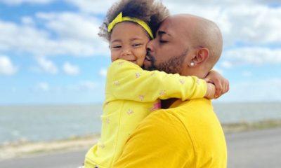 La emotiva felicitación de Daniela a su fallecido papá El Dany