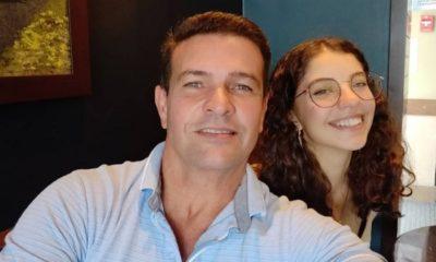 La emotiva felicitación del actor Orlando Fundichely a su hija Doris