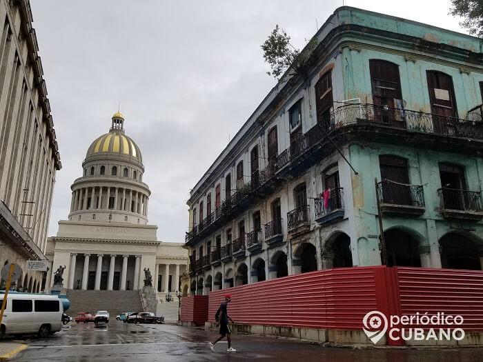 Luis Manuel Otero convoca a una protesta pacífica en el Capitolio de La Habana