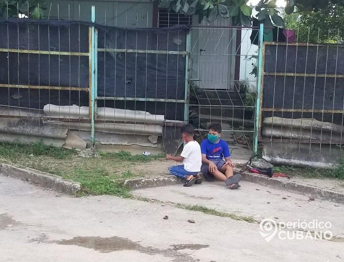Madre cubana no envía a su hijo a la escuela por falta de alimentos para la merienda