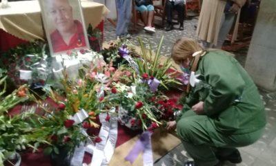 Muere el alcalde de Placetas, Alfredo Pérez Rojas, por secuelas de Covid-19. (Foto: Odalys Paz-Facebook)