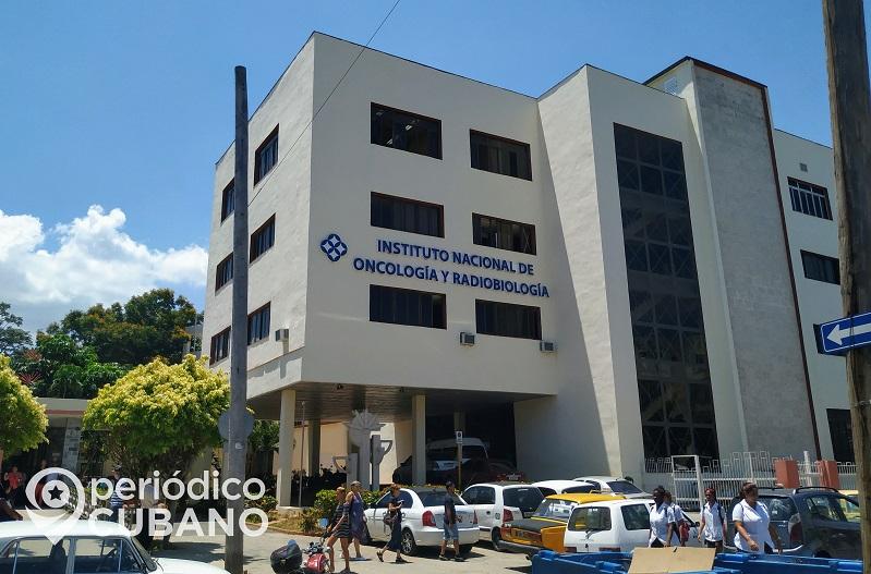 Trabajadores del Instituto Nacional de Oncología dan positivo al Covid-19