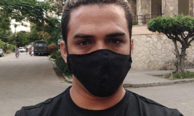 Desalojan al periodista independiente Héctor Luis Valdés Cocho por razones políticas