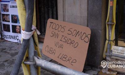 Otero Alcántara estaría de nuevo en huelga de hambre y sed, según sus familiares