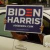 Seguidores de Joe Biden