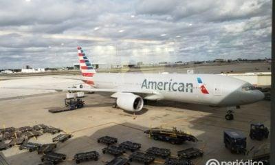 American Airlines mantiene vuelos a Cuba en marzo
