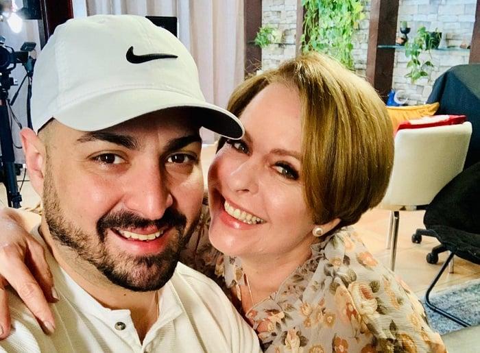 Armando Cabrera entrevista hoy a la reconocida actriz cubana Dianelis Brito