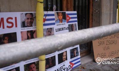 CIDH presenta medidas cautelares para la protección de miembros del Movimiento San Isidro