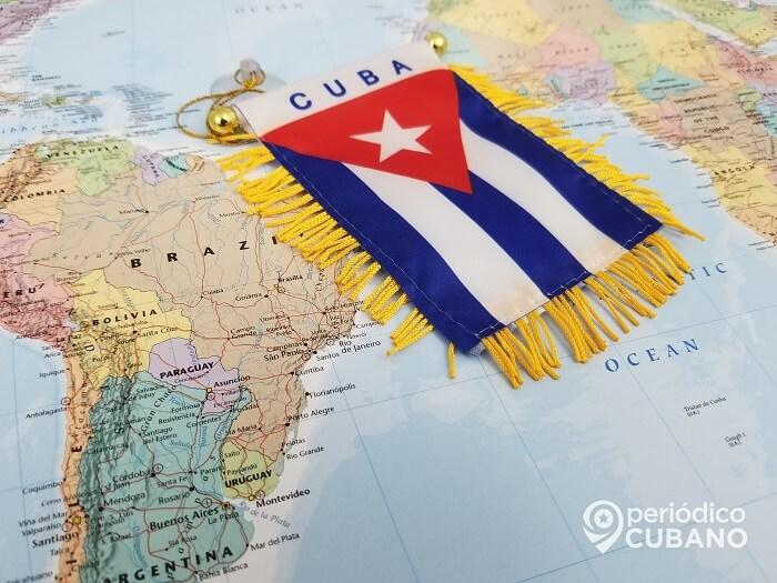 Cientos de cubanos y venezolanos están entrando a Uruguay a través de Brasil