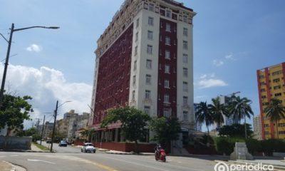 Cierran el hotel Presidente en La Habana por la crisis del turismo