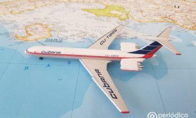 Cubana de Aviación anuncia vuelos en la ruta Madrid-Santiago de Cuba-La Habana
