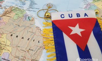Cubanos varados en Guyana Francesa fueron reubicados a albergues
