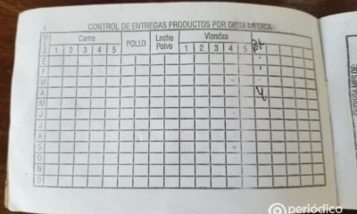 Dietas médicas extienden vigencia en Cuba por la pandemia