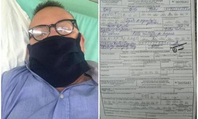 El activista Zaqueo Báez denuncia la muerte de su hermano por negligencia médica