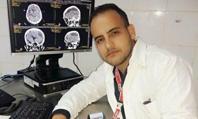 El médico Alexander Pupo recibe una amenaza de cárcel por parte de la Seguridad del Estado