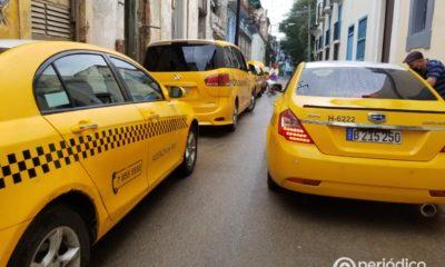 Empresa de taxis en Cuba entregará paquetes comprados en las tiendas por Internet