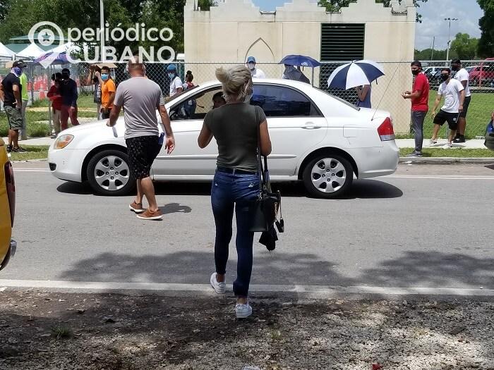 Florida registra más de 7.200 casos positivos de Covid-19 en la última jornada