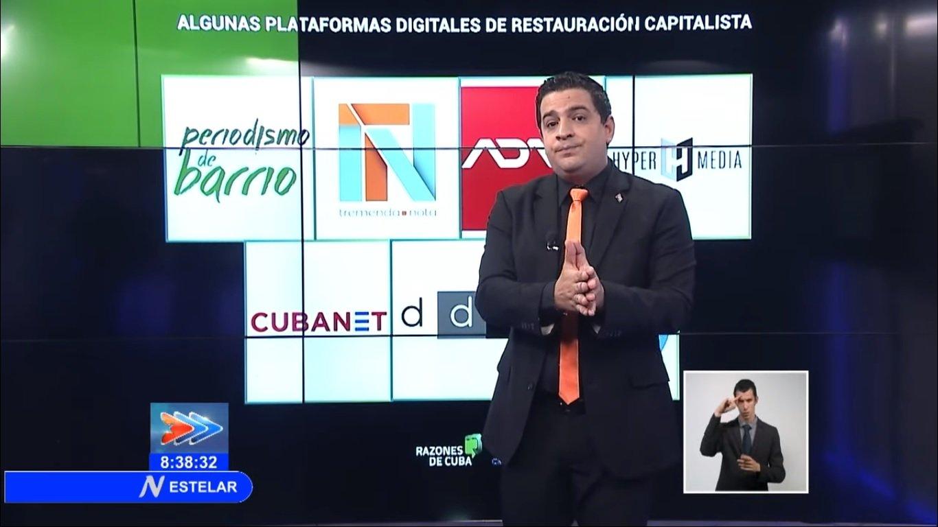 Captura de pantalla Humberto López