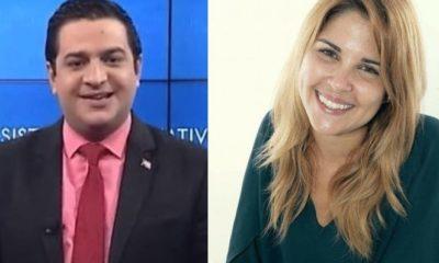 Humberto López y Amelia Flores