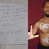 "Policía cubana entrega citación al activista opositor Osmani Pardo para una ""entrevista"" (Osmani Pardo - Facebook)"