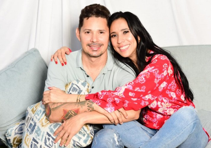 Las hermosas fotos de Leoni Torres y Yuliet Cruz del día que se conocieron