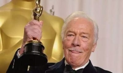 Murió Christopher Plummer, actor de Knives Out