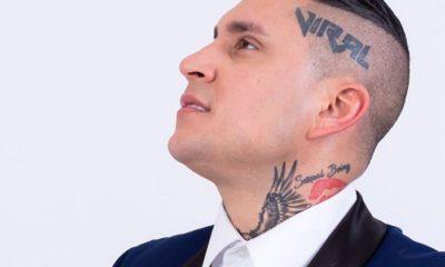 Osmani García hace un cambio a su tatuaje del pecho