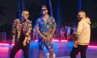 Pelotero Yoan Moncada se une a Lenier y al Chacal en su debut como cantante (+VIDEO)