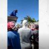 Protesta en Caibarien