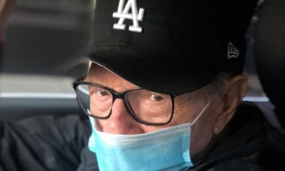 Revelan la causa de muerte de Larry King