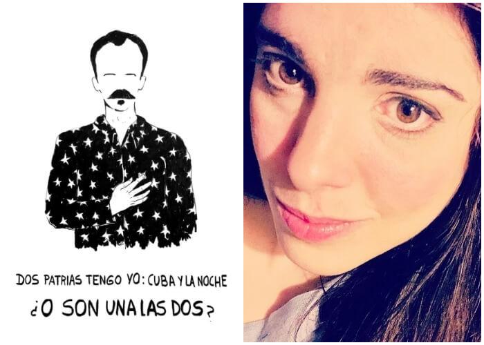 """Seguridad del Estado """"sugiere"""" a Carolina Barrero a irse de Cuba"""