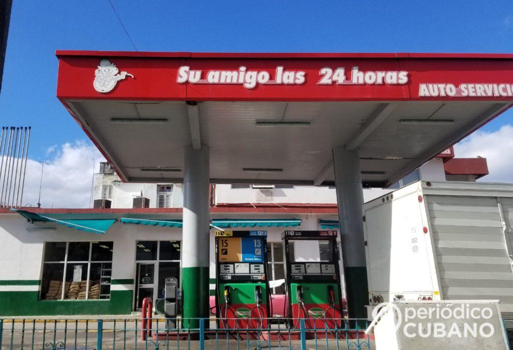 Servicupet rebaja el precio del combustible para los transportistas privados