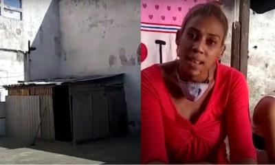 Los inspectores de vivienda le han impuesto ha tres multas y la amenazas con demoler su vivienda (Foto: Captura de pantalla de Youtube)
