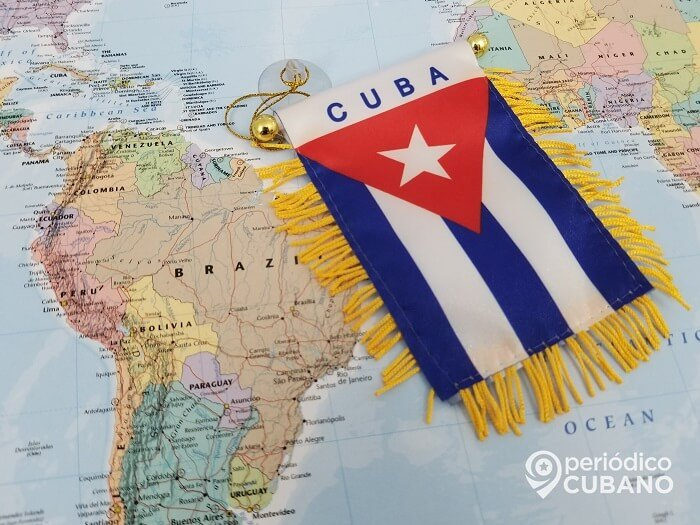 Uruguay atiende a migrantes cubanos en un hospital donado por EEUU