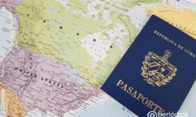 mapa mundial pasaporte cubano