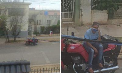 Abogado cubano Manuel Viera denuncia vigilancia policial en su casa