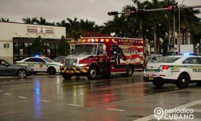 Anciano de la Pequeña Habana muere tras ser rescatado de un incendio