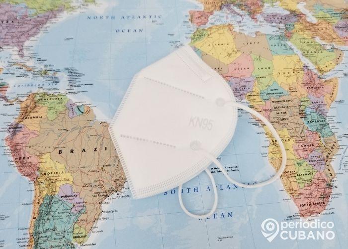 Científicos alertan sobre división mundial según zonas de riesgo de Covid-19