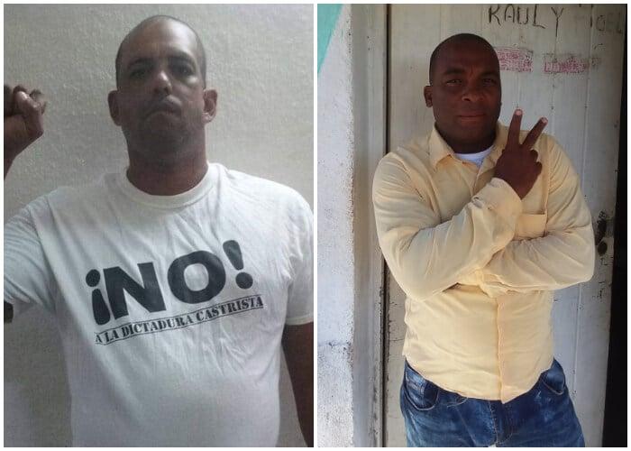 Dos activistas se encuentran bajo situaciones de peligro en cárceles cubanas