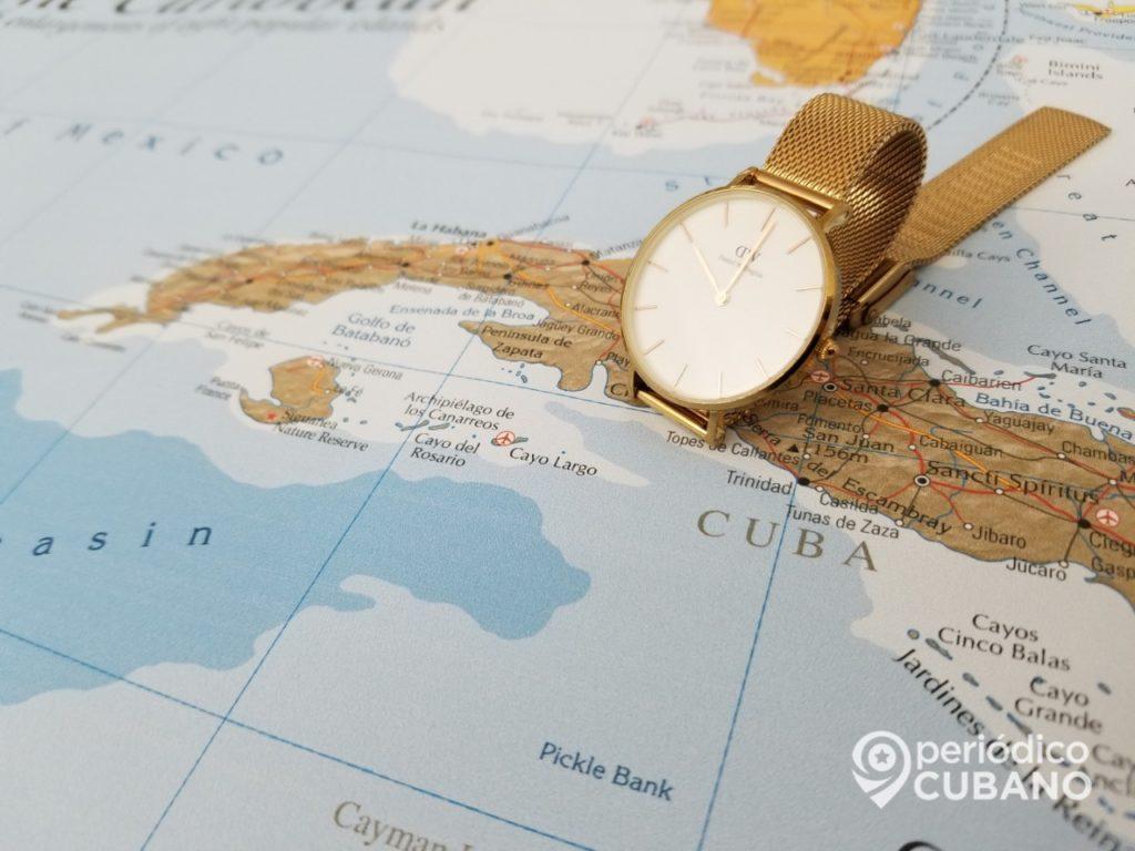 El horario de verano en Cuba comenzará el 14 de marzo