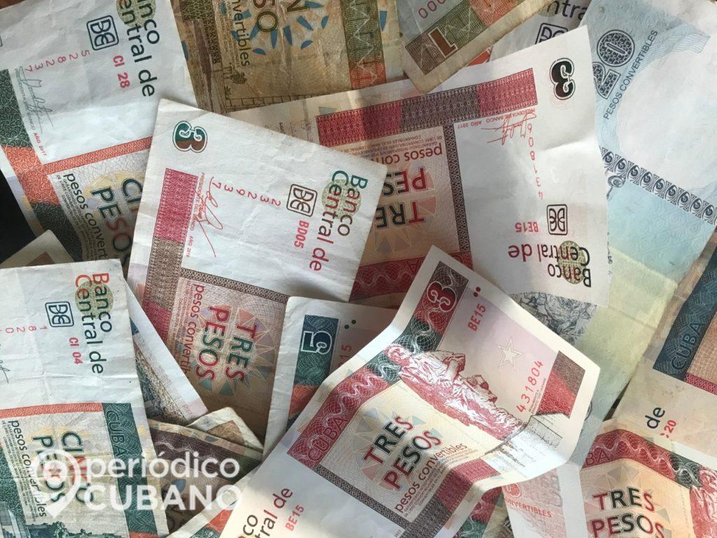 En un mes solo avanza un 7% la recogida del CUC en Cuba