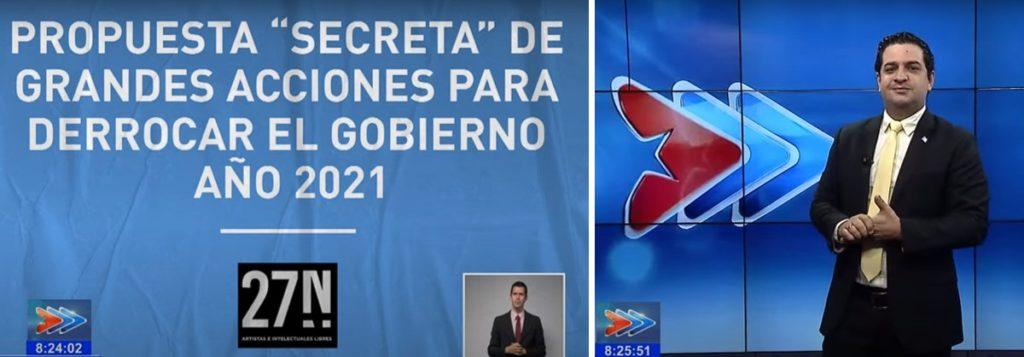 El régimen cubano se vale de todos los mecanismos necesarios para impedir que la oposición gane adeptos