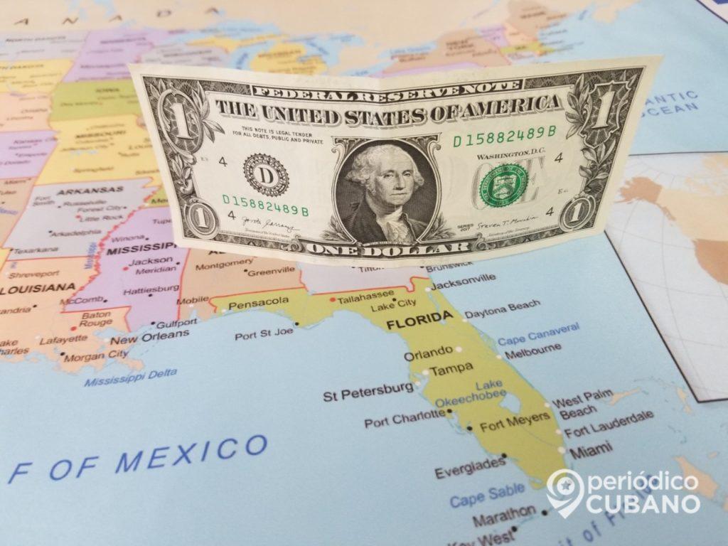 Florida recibirá 17 mil millones de dólares sin incluir los cheques de estímulo