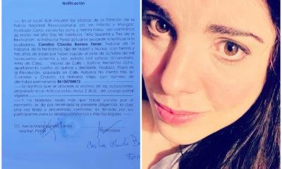 """""""Hoy hemos ganado"""", archivan el proceso judicial contra la activista Carolina Barrero"""